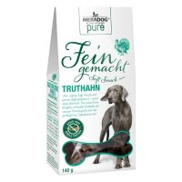 Mera Pure Fein Gemacht Soft-Snack Truthahn Snacks