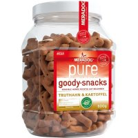 Mera Pure Goody Snacks - Truthahn & Kartoffel