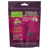 Natures Menu Country Hunter Vension with Blueberry