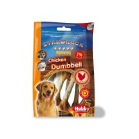 "Nobby Starsnack Barbecue ""Chicken Dumbell"""
