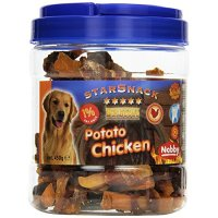 Nobby Starsnack Barbecue Potato Chicken