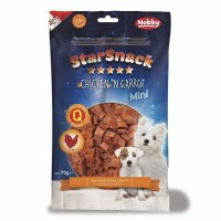 Nobby Starsnack Chicken 'n Carrot Mini