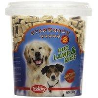 Nobby StarSnack Duo Bones Lamb & Rice