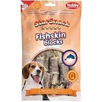 Nobby StarSnack Fishskin Blocks