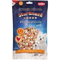 Nobby StarSnack Rainbow Sandwich Mini