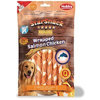 Nobby StarSnack Wrapped Salmon Chicken