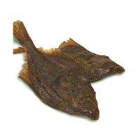 Original-Leckerlies Flundern - ganzer Fisch (20-25 cm) getrocknet