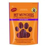 Pet Munchies Duck Strips
