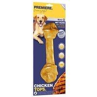 Premiere Chicken Tops Bone Kauknochen M