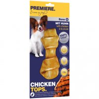 Premiere Chicken Tops Bone Kauknochen S
