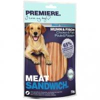 Premiere Meat Sandwich Huhn und Fisch