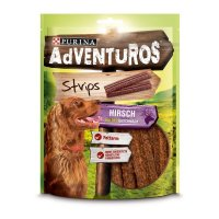 Purina Adventuros Strips Hirschgeschmack