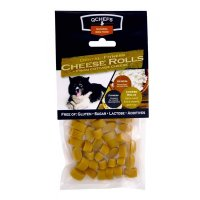 QCHEFS Dental-Fitness CHEESE ROLLS