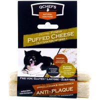QCHEFS Dental-Fitness PUFFED CHEESE