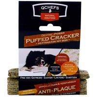 QCHEFS Dental-Power PUFFED CRACKER