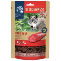 Real Nature Wilderness Meat Snack Pure Beef