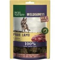Real Nature Wilderness Meat Snack Pure Lamb Lamm
