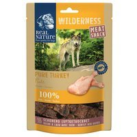 Real Nature Wilderness Meat Snack Pure Turkey
