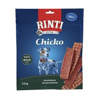 RINTI Extra Chicko knusprige Wildstreifen