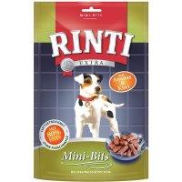 RINTI Extra Mini-Bits Ente mit Ananas & Kiwi