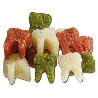 Schecker Greenhound Dentogum Reis Zähne