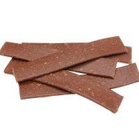 Schecker Greenhound Softies - Gourmet-Kaustreifen Lamm & Reis
