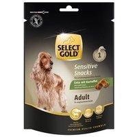 Select Gold Sensitive Snacks Ente mit Kartoffel