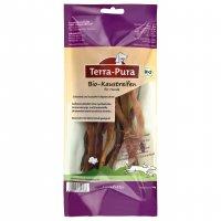 Terra-Pura Bio-Hundeleckerli Kaustreifen