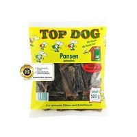 Top Dog Rinderpansen getrocknet