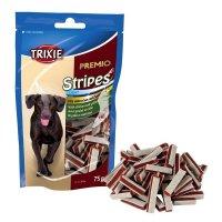 TRIXIE PREMIO Hühnchen & Seelachs Snack Stripes