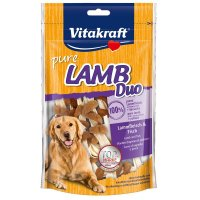 Vitakraft pure Lamb Duo - Lammfleisch & Fisch