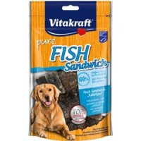 Vitakraft pure Fish Sandwich