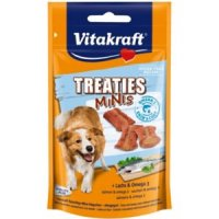 Vitakraft Treaties Minis Lachs & Omega