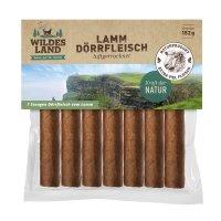 Wildes Land Lamm Dörrfleisch