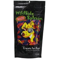 WildSide Salmon JUMBO Treats for Dogs