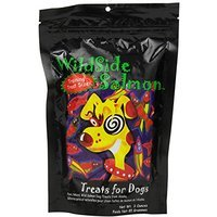 WildSide Salmon Training Treats for Dogs