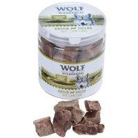 Wolf of Wilderness Green Fields - Lammlunge