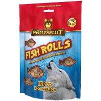 Wolfsblut Fish Rolls Rotbarsch
