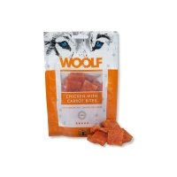 Woolf Hühnchenleckerlis mit Karotten