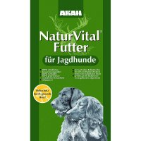 AKAH NaturVital Hundefutter für Jagdhunde