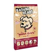 Barking Heads Golden Years Senior Chicken and Salmon