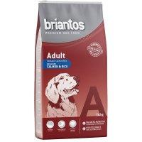 Briantos Adult Lachs & Reis