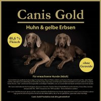 Canis Gold Adult Huhn & gelbe Erbsen