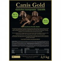 Canis Gold Adult Kaninchen & Kartoffeln