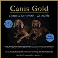 Canis Gold Senior Lamm & Kartoffel