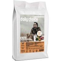 daily choice Grainfree Ente mit Kartoffeln und Erbsen