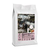 daily choice Grainfree Lachs mit Kartoffeln und Erbsen