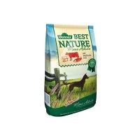 Dehner Best Nature Maxi Adult, Rind und Lachs
