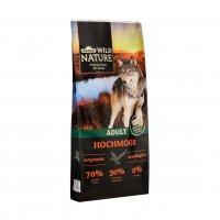 Dehner Wild Nature Hundetrockenfutter Hochmoor Adult Ente