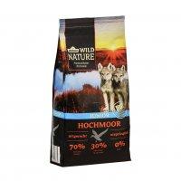 Dehner Wild Nature Hundetrockenfutter Hochmoor Junior Ente